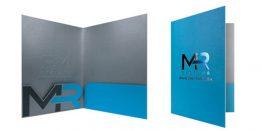 mr systems diecut pocket folder